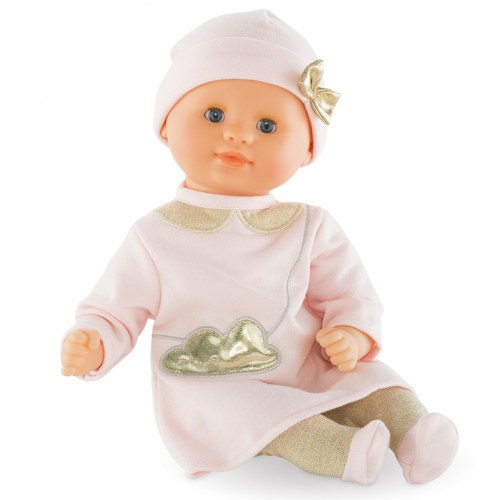 "Mon Premier Bebe Calin Sparkling Clouds 12"" Doll"