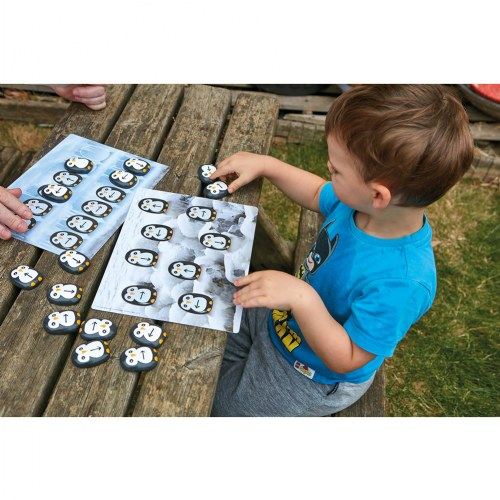 Alternate Image #6 of Pre-Coding Penguin Stones & Activity Cards