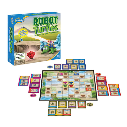 Robot Turtles Programmer Game
