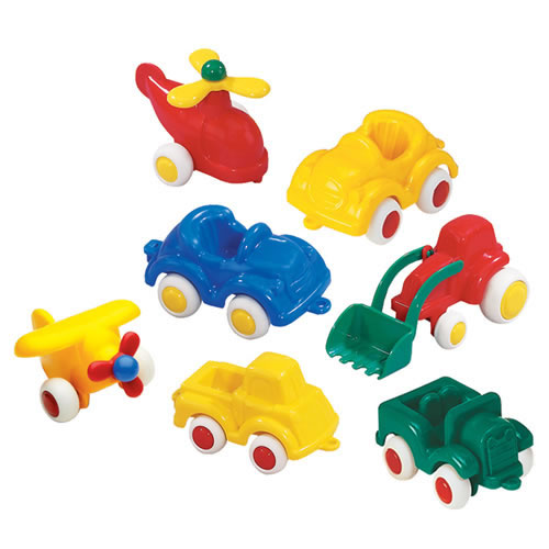 "VikingToys® 2.75"" Little Chubbies Cars Gift Set"