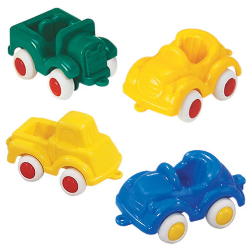 "Alternate Image #2 of VikingToys® 2.75"" Little Chubbies Cars Gift Set"