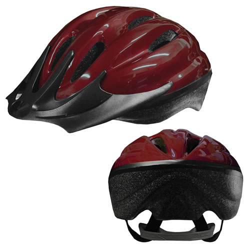 Child's Bike Safety Helmet Size Small - Red