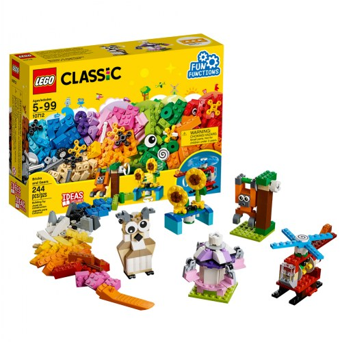 a44ce9af8956d LEGO® Classic Bricks and Gears - 10712