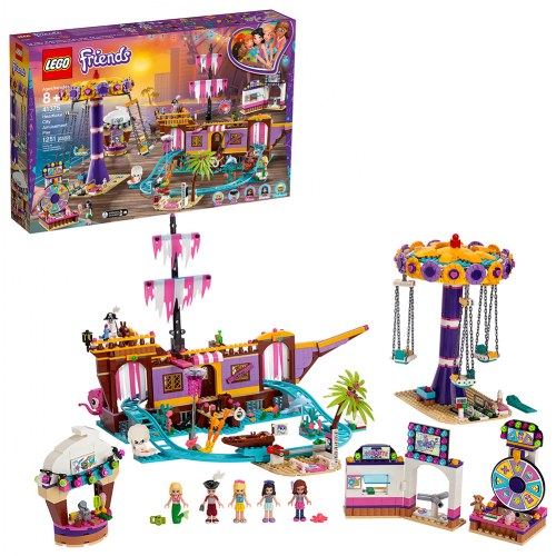 LEGO® Friends Heartlake Amusement Pier (41375)
