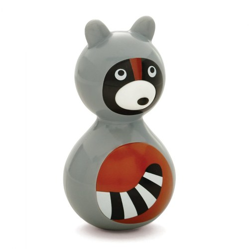 Alternate Image #3 of Woodland Animals Wobble Toys