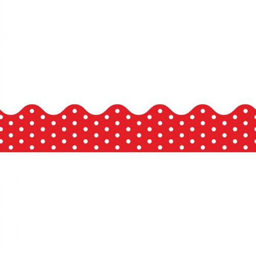 Alternate Image #11 of Rolled Scalloped Borders