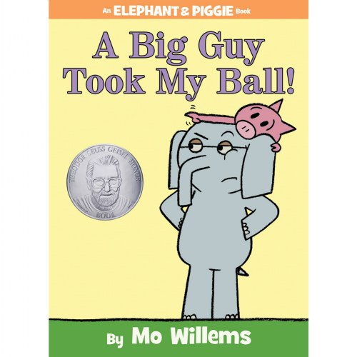 Alternate Image #5 of Mo Willems Elephant & Piggie Puppets & Book Set