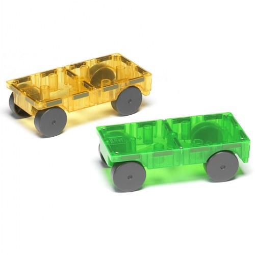 Magna Tiles 174 Car Expansion Set Set Of 2