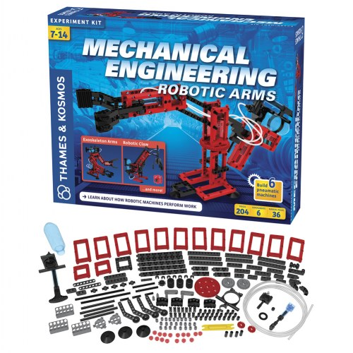 Mechanical Engineering: Robotic Arms Kit