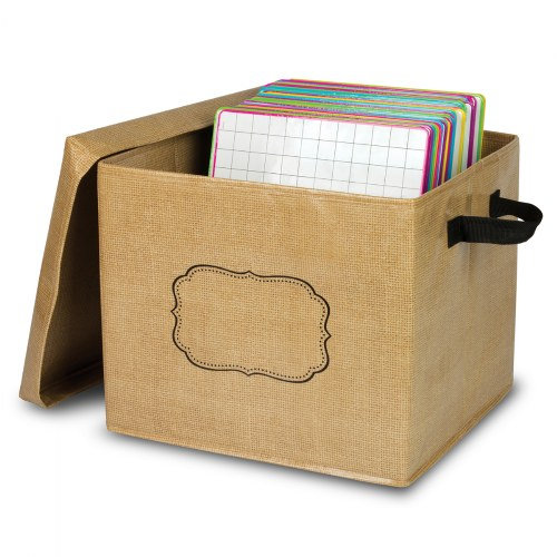 Alternate Image #3 of Storage Bins - Burlap
