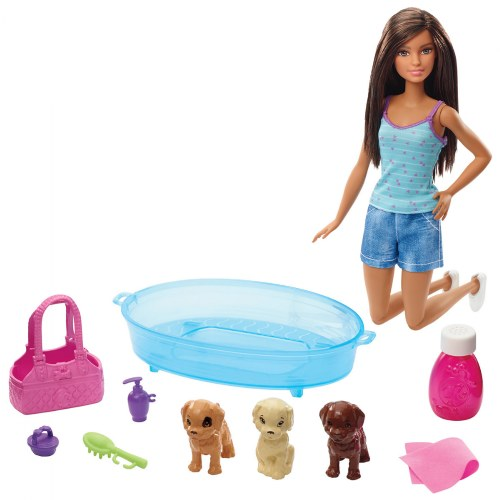 Barbie® Pets and Accessories - Brunette