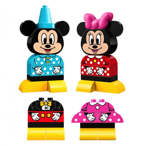 LEGO® DUPLO® My First Mickey & Minnie Build