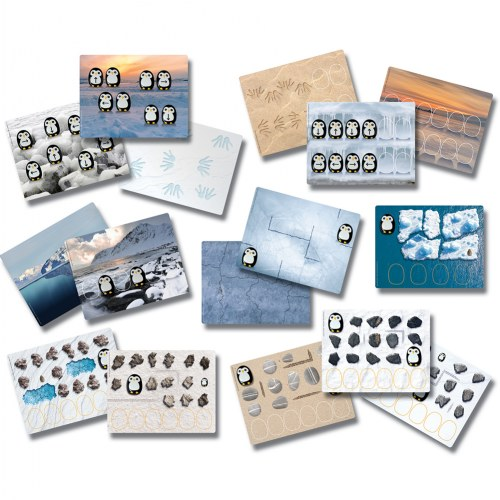 Alternate Image #10 of Pre-Coding Penguin Stones & Activity Cards