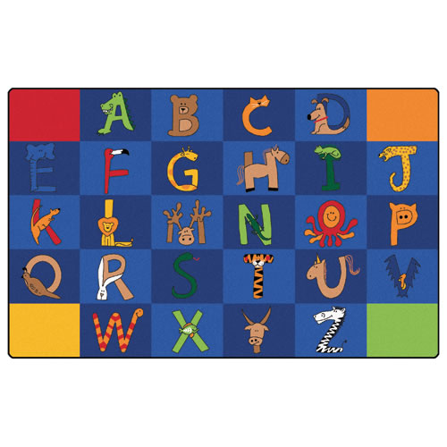A to Z Animal Rugs