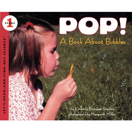 Pop! A Book About Bubbles - Paperback