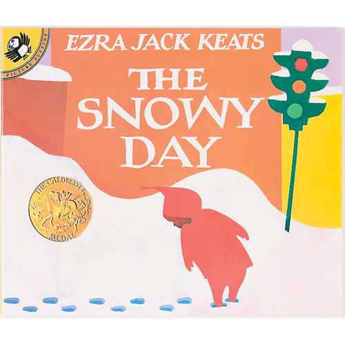 The Snowy Day - Board Book
