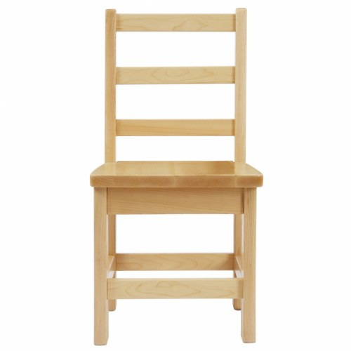 Premium Solid Maple Chairs (Set of 2)