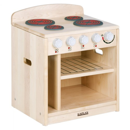 Alternate Image #1 of Maple Toddler Kitchen Units