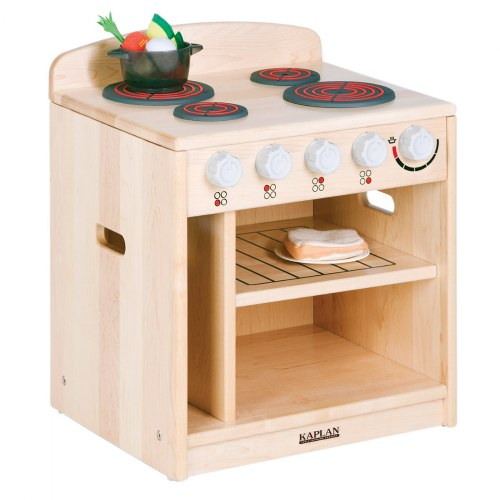Alternate Image #4 of Maple Toddler Kitchen Units