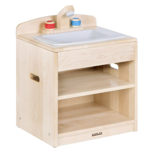 Alternate Image #2 of Maple Toddler Kitchen Units