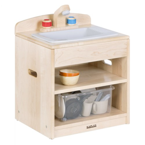 Alternate Image #7 of Maple Toddler Kitchen Units