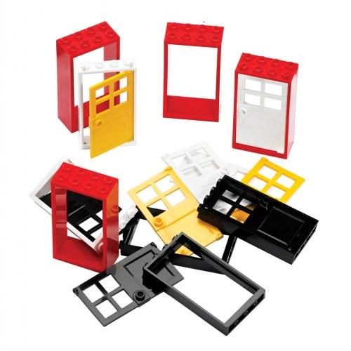 LEGO® Doors, Windows, & Roof Tiles Set (9386)