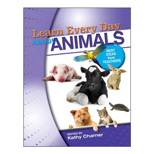 Learn Every Day™ About Animals - Paperback