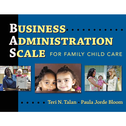 Business Administration Scale for Family Child Care, BAS (English) - Paperback