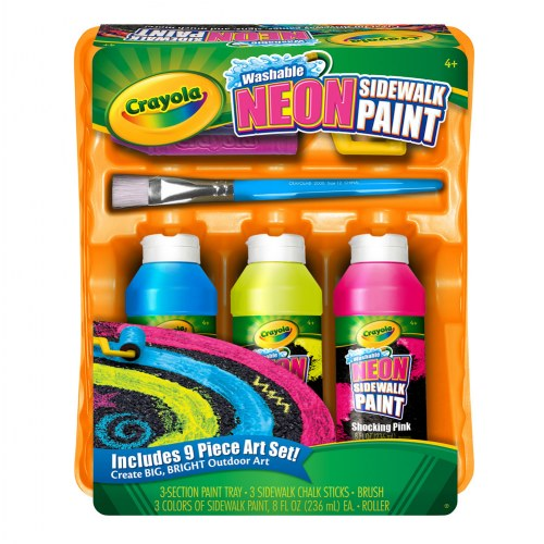Crayola® Sidewalk Paint Tray