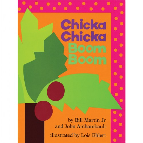 Image result for chicka chicka boom boom book