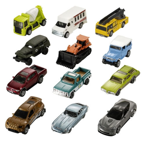 Matchbox Cars Assorted Set Of 24
