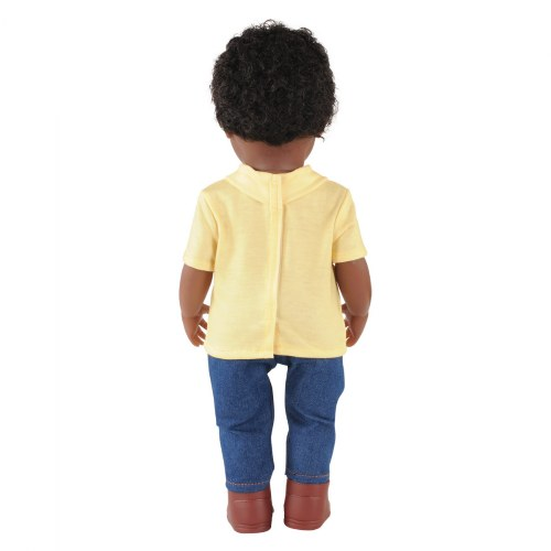 "Alternate Image #3 of 16"" Multiethnic Dolls"