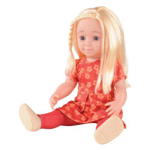 "Alternate Image #10 of 16"" Multiethnic Dolls"