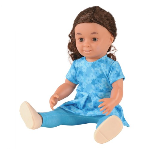 "Alternate Image #14 of 16"" Multiethnic Dolls"