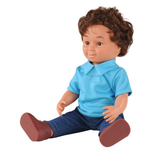 "Alternate Image #16 of 16"" Multiethnic Dolls"