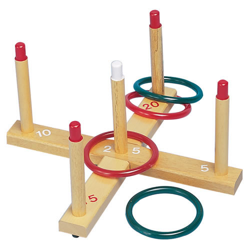 Preschool Partners Colorado Springs: Ring Toss Game