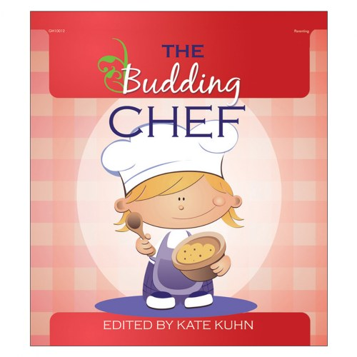 The Budding Chef - Paperback