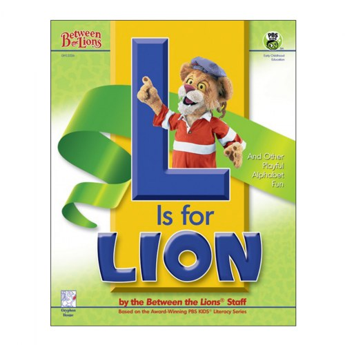 L is for Lion and Other Playful Alphabet Fun