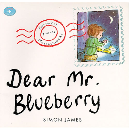 Dear Mr Blueberry (Paperback)