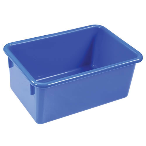 Vibrant Color Storage Bin - Single