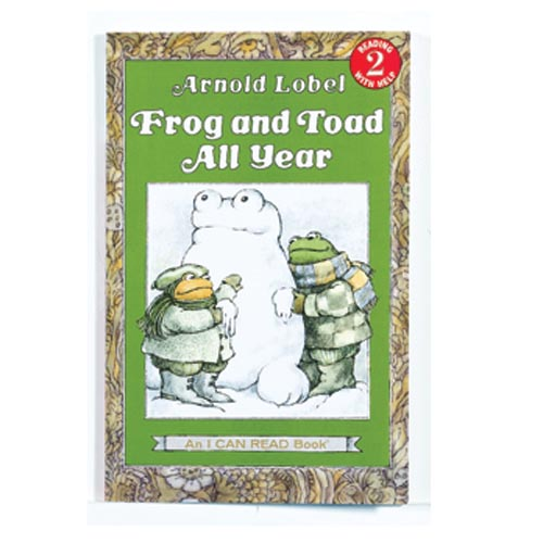 Frog And Toad All Year (Paperback)