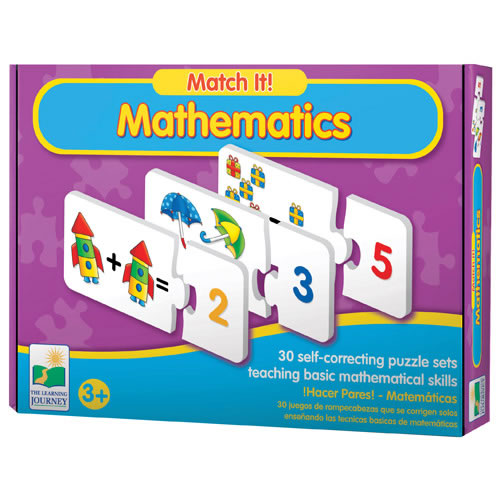 Alternate Image #6 of Match It®! Early Math Skills