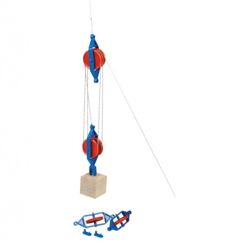 Pulleys Discovery Kit