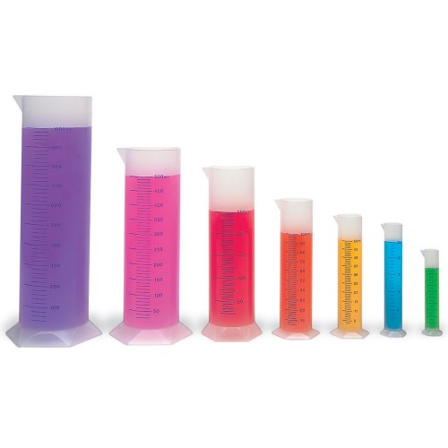 Graduated Cylinders Set Of 7