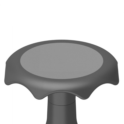 "Alternate Image #11 of Hokki Stool Flexible Ergonomic Seating Heights 12"" - 20"""