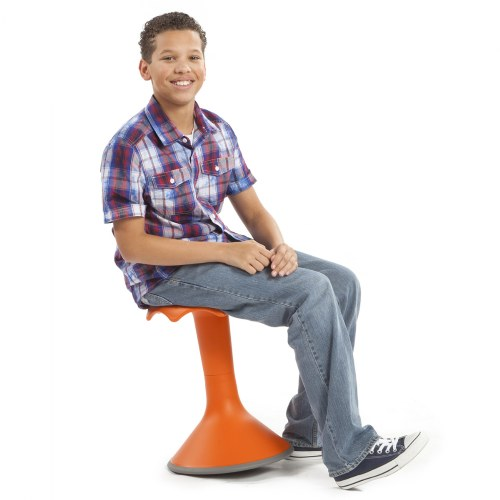 "Alternate Image #55 of Hokki Stool Flexible Ergonomic Seating Heights 12"" - 20"""