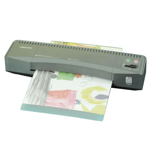 Personal Classroom Laminator with Hot and Cold Settings