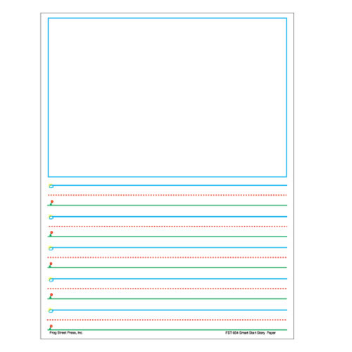 Handwriting paper for third grade writing prompts have for Learning to write paper template