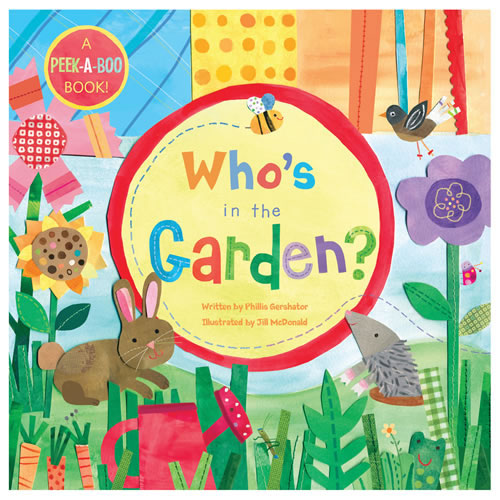 Who's in the Garden?