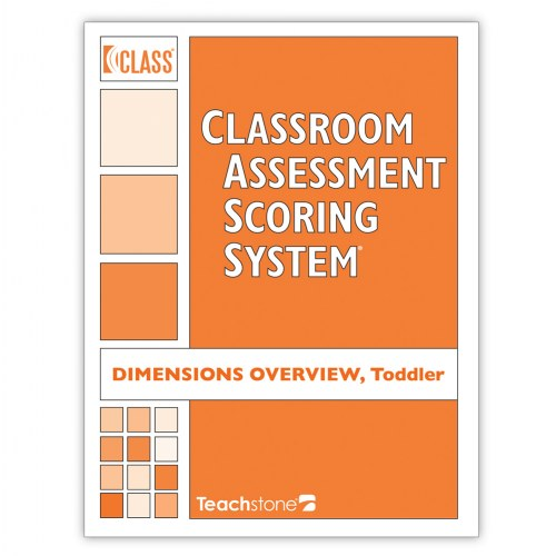 CLASS® Dimensions Overview, Toddler (Set of 5) - English